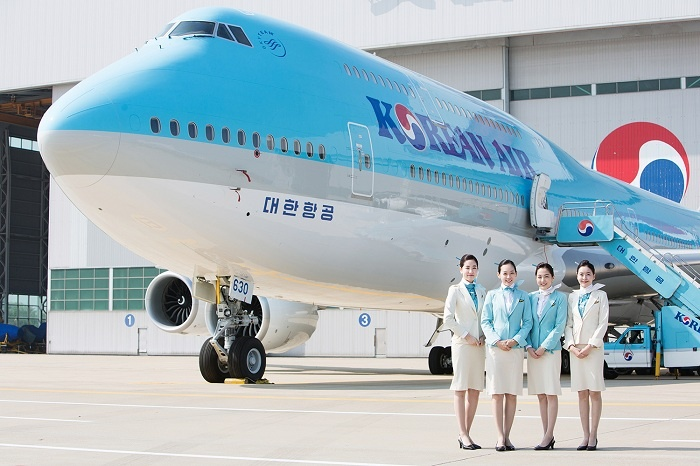 Korean Air replaces Japan with new routes to China and the Philippines