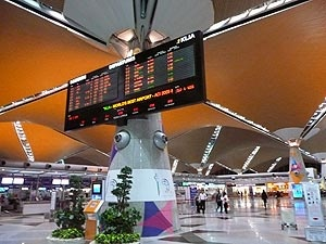 Kuala Lumpur International Airport signs deal with Ruckus Wireless