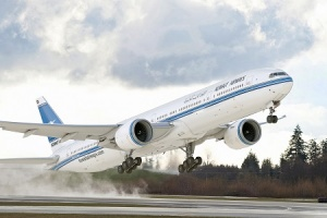 Kuwait Airways finalises deal for ten Boeing 777-300ER aircraft