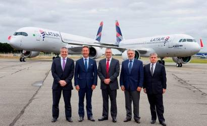 LATAM takes delivery of first A320neo from Airbus