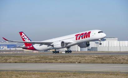 LATAM Airlines group welcomes A350 XWB to South America