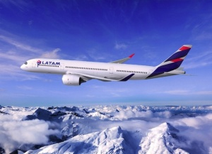 Qatar Airways builds stake in LATAM Airlines