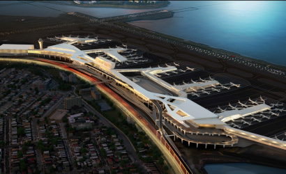 Work on state-of-the-art Delta facility at LaGuardia to begin this summer