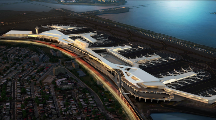 Port Authority OKs Delta's fancy new $4B LaGuardia hub