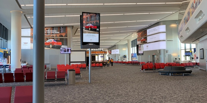 American Airlines welcomes new concourse at LaGuardia Airport, New York