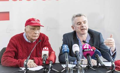 Laudamotion reveals plans for summer flying schedule