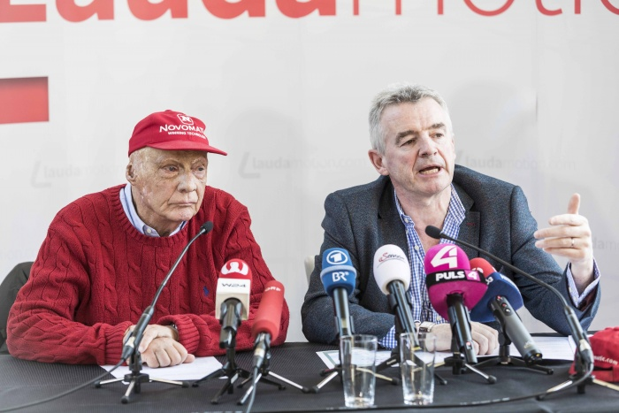 Ryanair completes Laudamotion acquisition and reveals expansion plans
