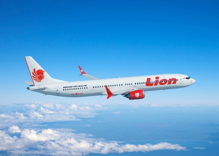 Lion Air Group places $6.3bn Boeing 737 MAX 10 order