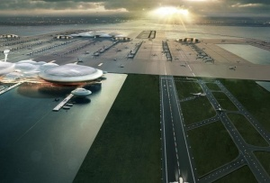London Britannia Airport plans unveiled