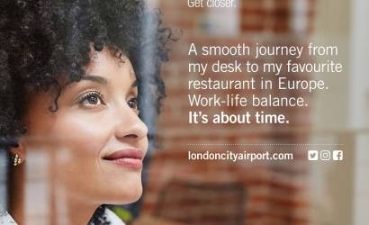 London City Airport seeks to broaden passenger base with new ad campaign