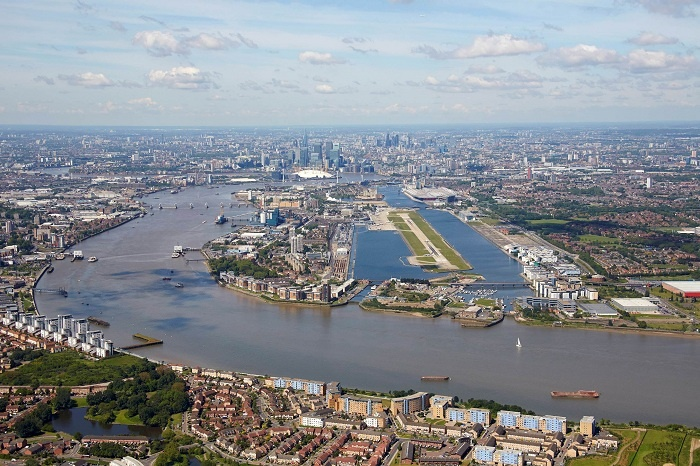 London City Airport consults on new masterplan for growth