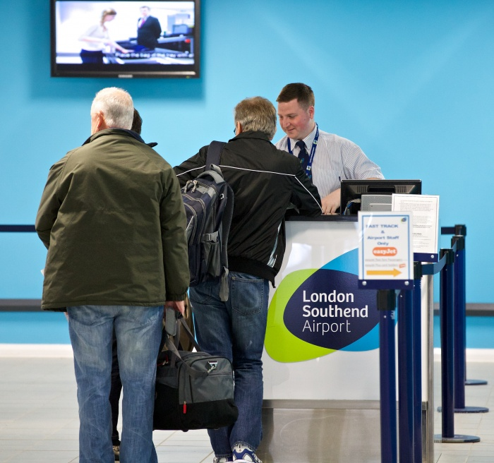 London Southend offers free flights to passenger hit by Ryanair cancellations