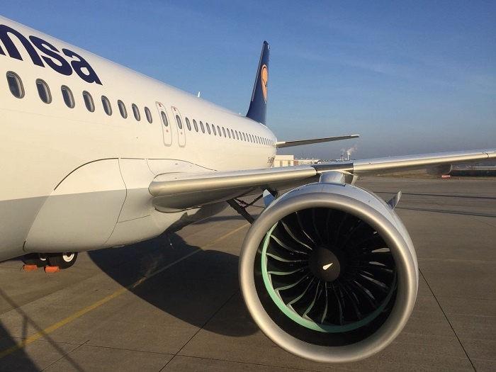 Lufthansa welcomes fifth Airbus A320neo to fleet