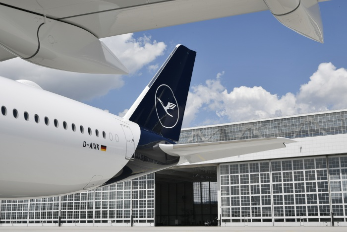 Lufthansa rolls out efficient flight profiles in Germany