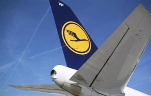 Lufthansa cancels anniversary celebrations
