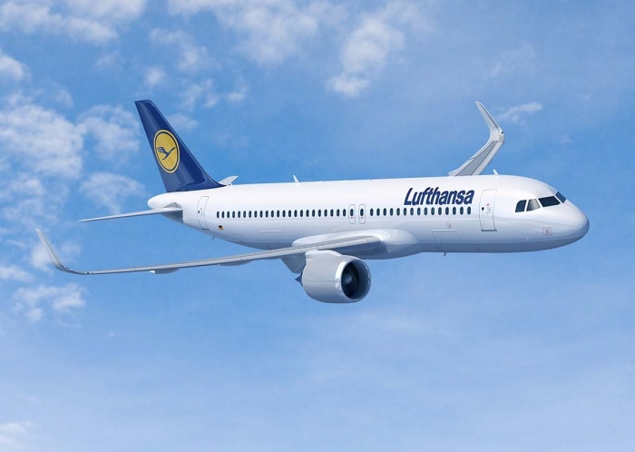 Lufthansa Group orders six further Airbus A320neo planes