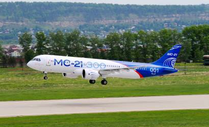 Aeroflot signs $5bn order for 50 MC-21 planes
