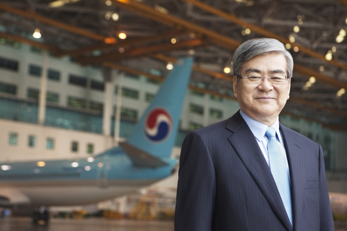 Korean Air chairman dies in Los Angeles