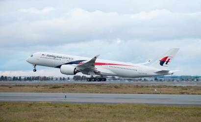 Malaysia Airlines takes delivery of first A350-900 from Air Lease
