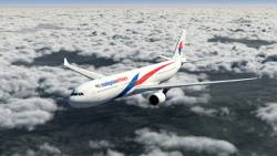 Objects sighted in new MH370 search area