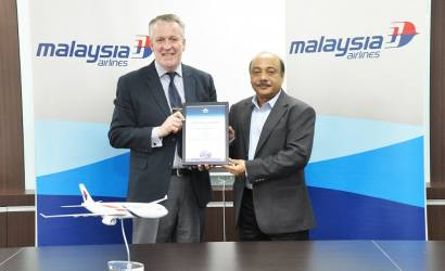 Malaysia Airlines secures IATA Fast Travel Green certification