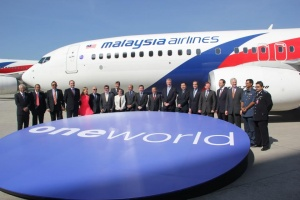 Malaysia Airlines steps up to join oneworld