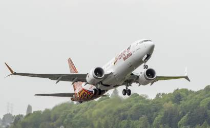Boeing debuts 737 MAX with Malindo Air delivery