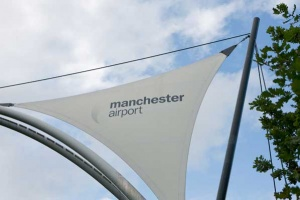 Manchester Airport breaks monthly passenger record