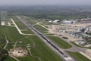 Manchester Airport hit by fog diversions