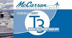 McCarran Airport T3 expansion nears completion