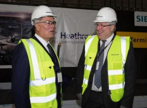 Heathrow prepares for opening of Terminal 2 with baggage tests