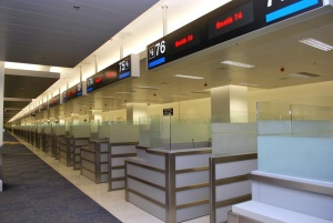 Miami airport upgrades international passenger facilities