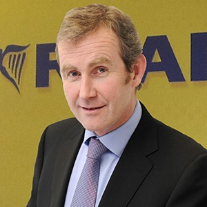 Hickey to leave Ryanair following cancellations