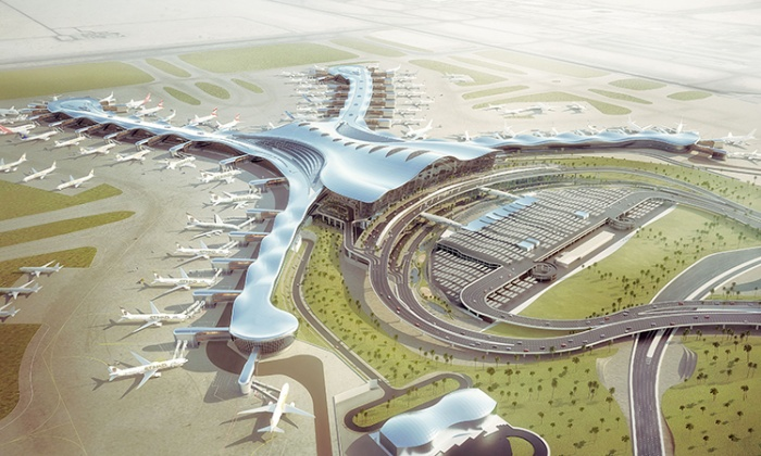Opening nears for Midfield Terminal at Abu Dhabi International