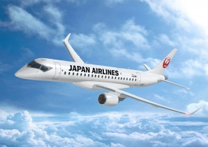Japan Airlines signs Mitsubishi Regional Jet aircraft deal