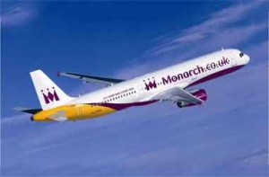 Monarch Airlines adds additional routes for winter 2015/16