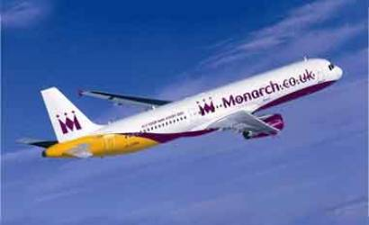 Monarch Airlines partners up with visitlondon.com