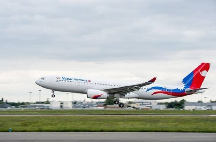Nepal Airlines welcomes first of two Airbus A330s to fleet