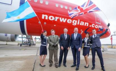 Norwegian launches new low-cost route to Argentina