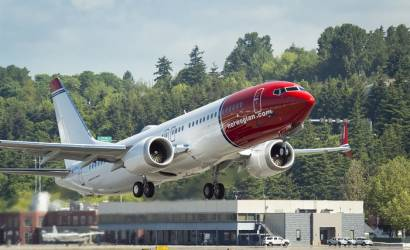 Norwegian welcomes first two Boeing 737 MAX 8s to fleet