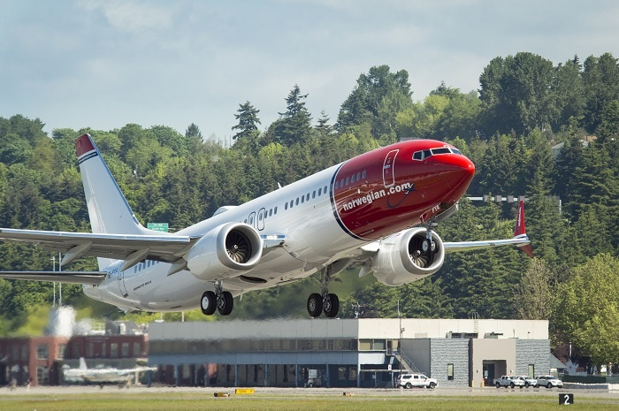 News: Norwegian welcomes first two Boeing 737 MAX 8s to fleet