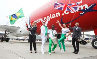 Norwegian takes off for Brazil with new Rio de Janeiro route