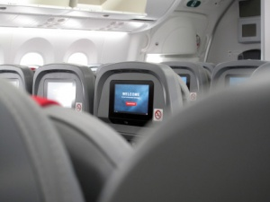 Norwegian introduces Android powered in-flight system to Dreamliner
