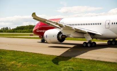 Norwegian to connect Dublin to Hamilton-Toronto from March