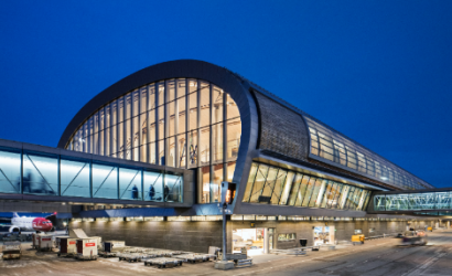 Oslo Airport opens new terminal extension