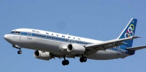 Olympic Air appoints AVIAREPS in France