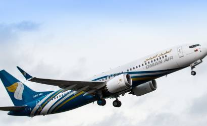 Oman Air debuts new service to Alexandria, Egypt