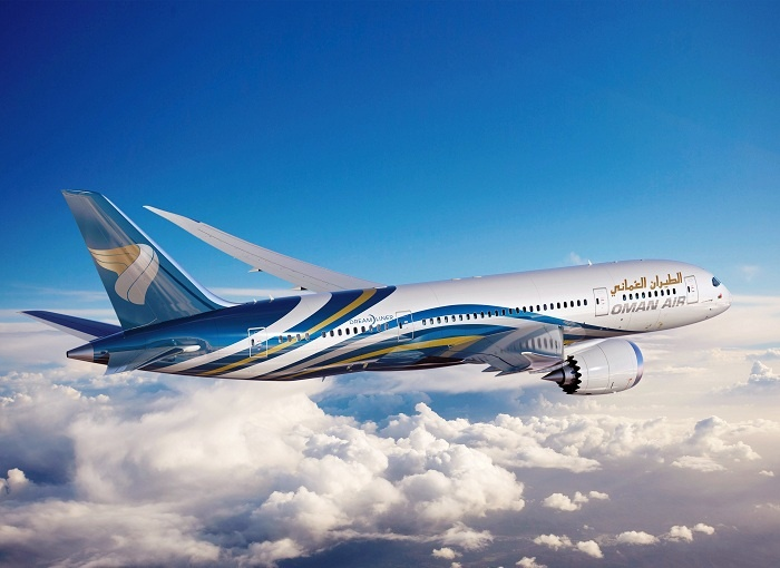 Oman Air signs through fare partnership with Flybe