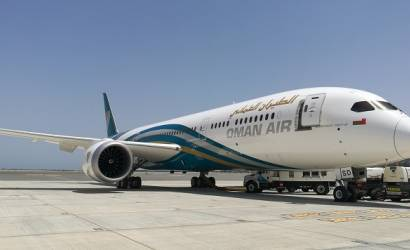 Arabian Travel Market 2017: Oman Air welcomes new Boeing B787-9 to fleet