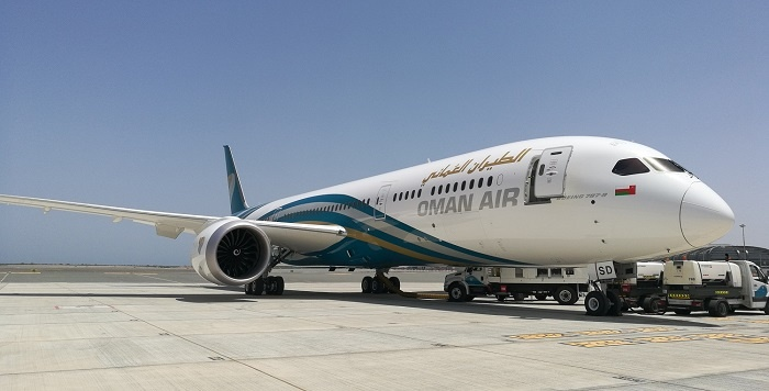 Oman Air takes off for Istanbul, Turkey
